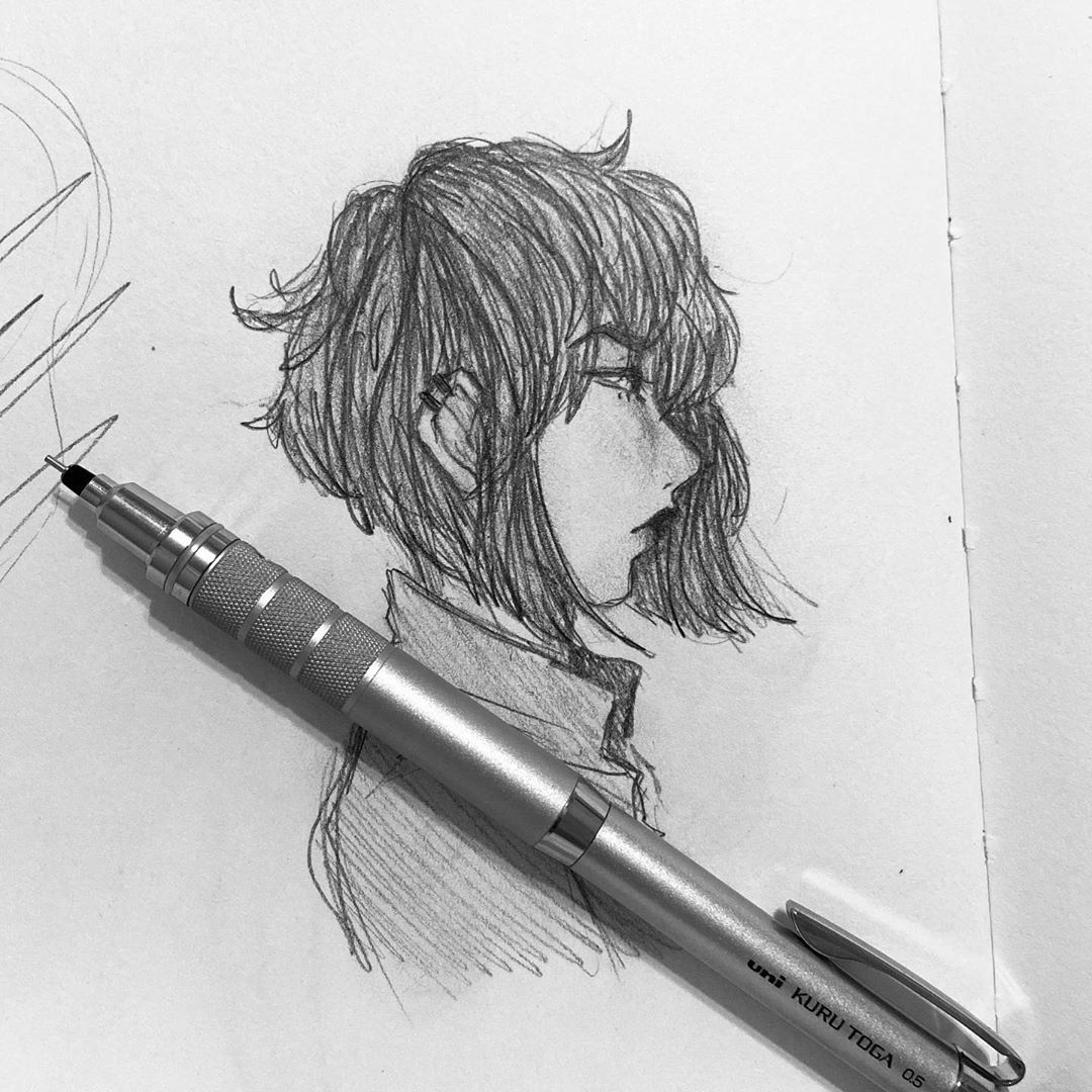 Uni Kuru Toga Roulette Mechanical Pencil Demo